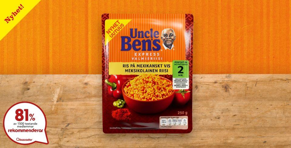 uncle bens express ris